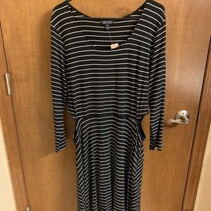 AEO Black Dress NWT